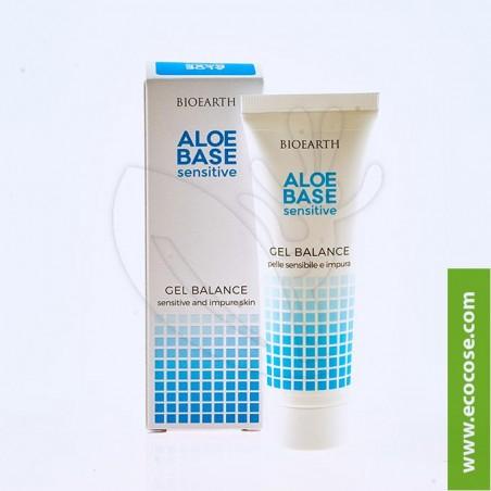 Bioearth - Aloebase sensitive - Gel Balance