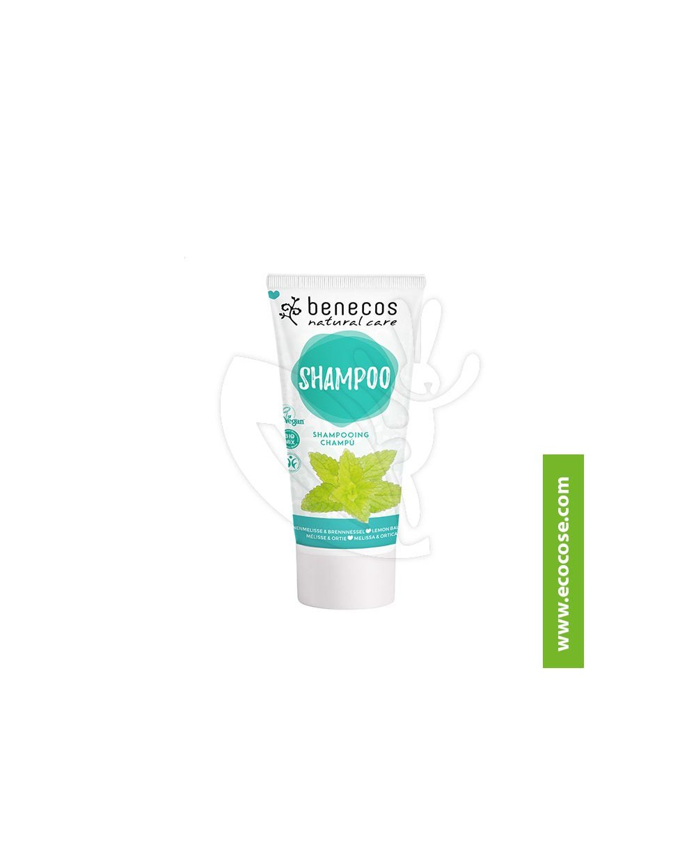 Benecos Natural Care - Shampoo - Melissa e Ortica