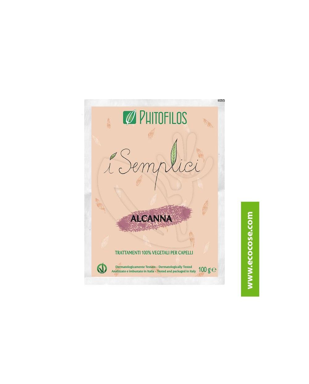 Phitofilos - I semplici - Alcanna