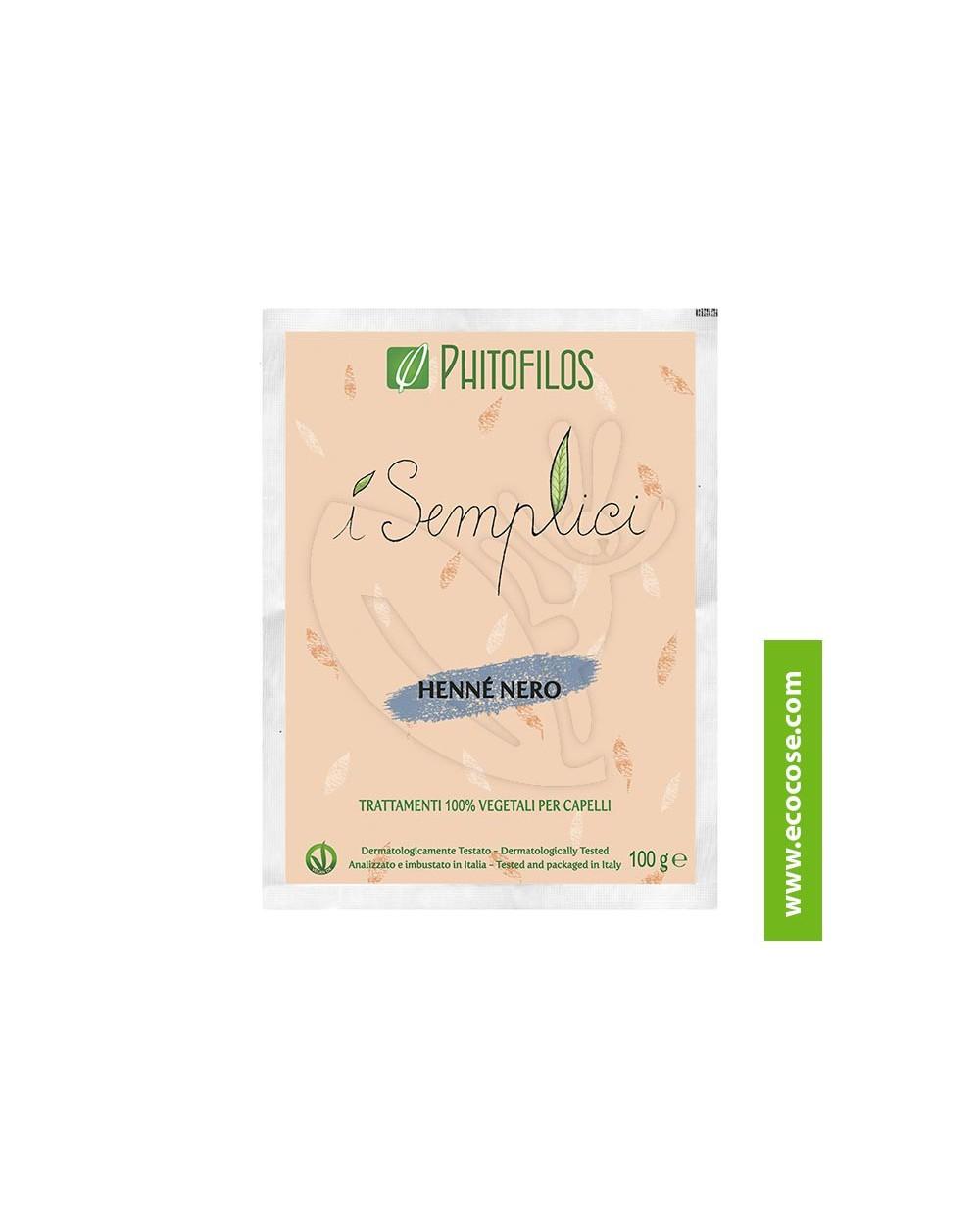 Phitofilos - I semplici - Henné Nero (Indigo)