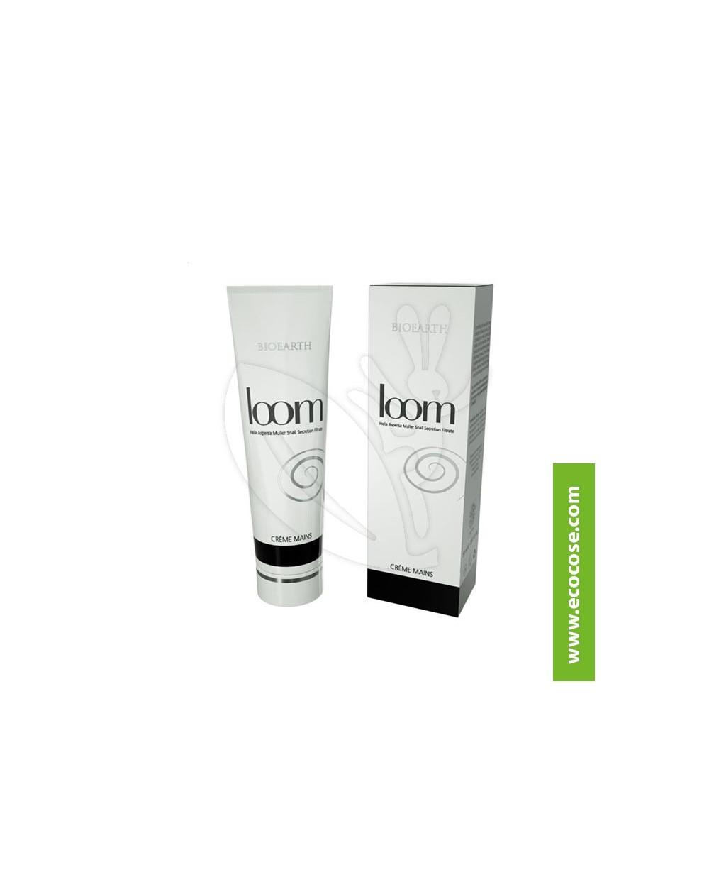 Bioearth - Loom Crème mains - Crema Mani