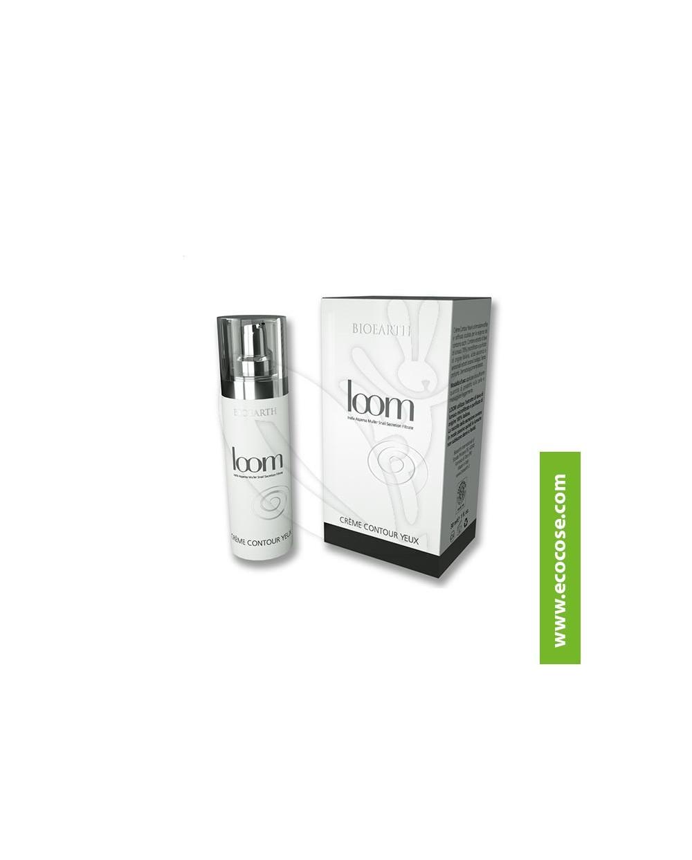 Bioearth - Loom Crème Contour Yeux - Crema Contorno occhi