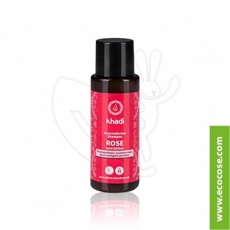 Khadi - Shampoo alla Rosa 30 ml