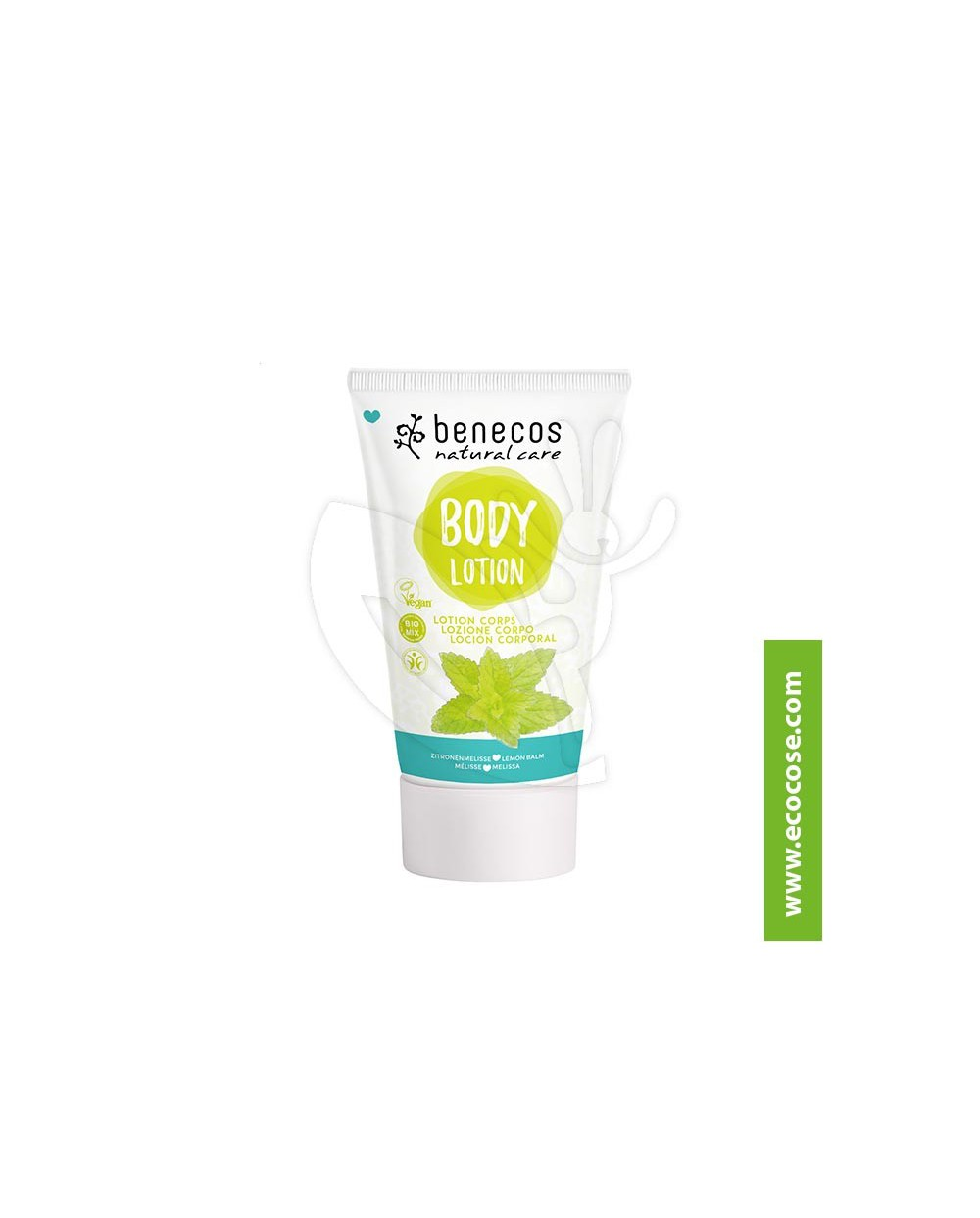 Benecos - Natural Care - Body Lotion - Melissa