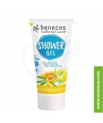 Benecos Natural Care - Gel Doccia - Olivello spinoso e Arancia