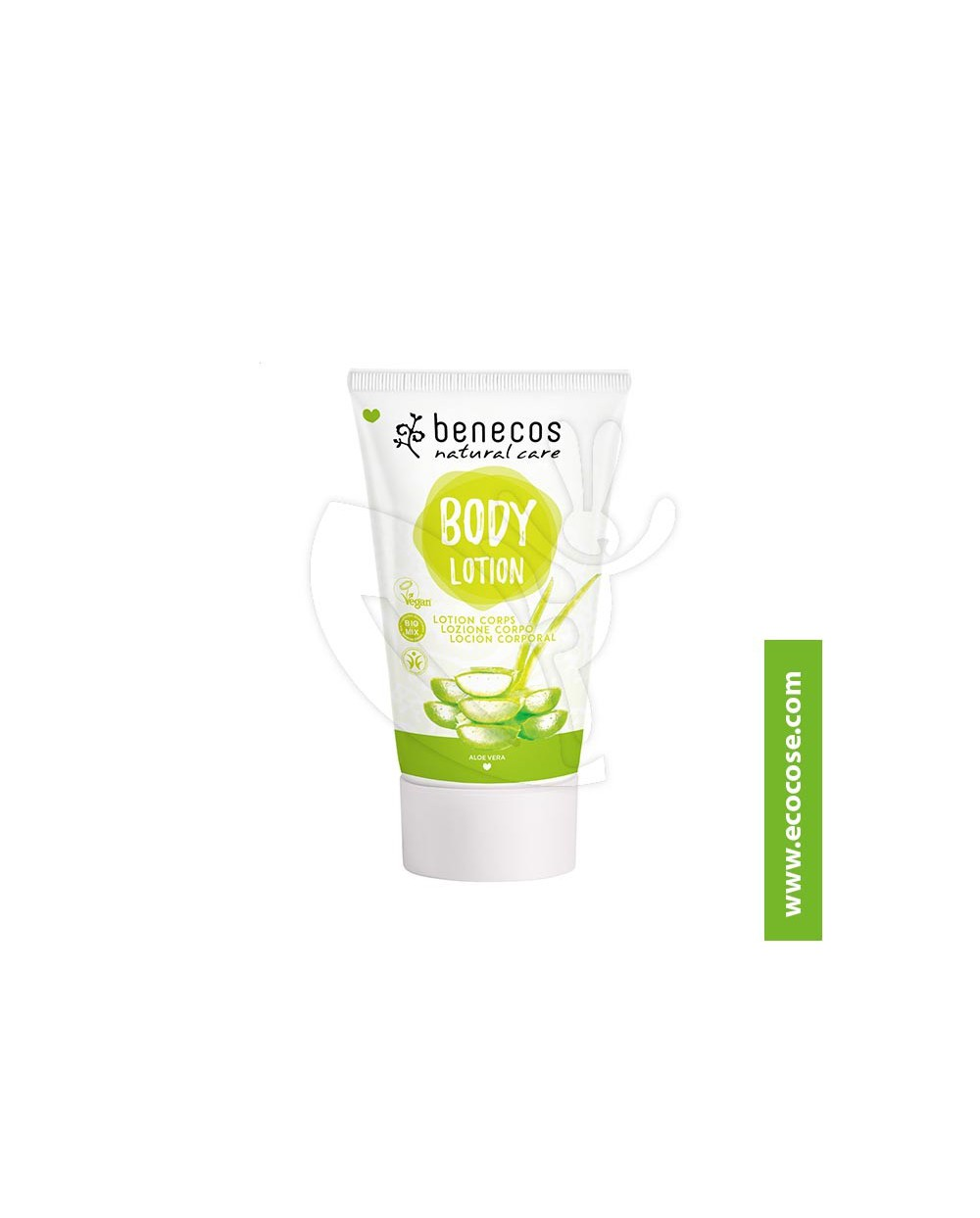 Benecos - Natural Care - Body Lotion - Aloe Vera