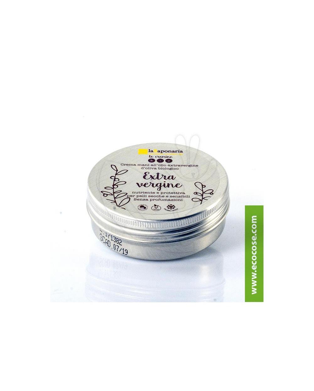 La Saponaria - Crema mani extravergine