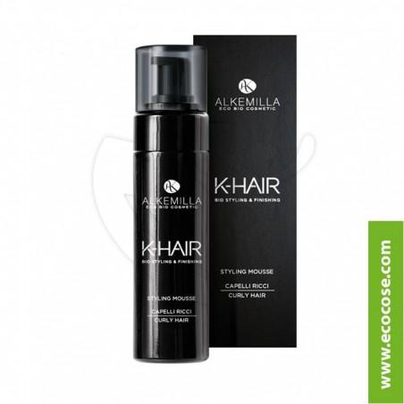 Alkemilla - K-HAIR - Styling Mousse Capelli ricci