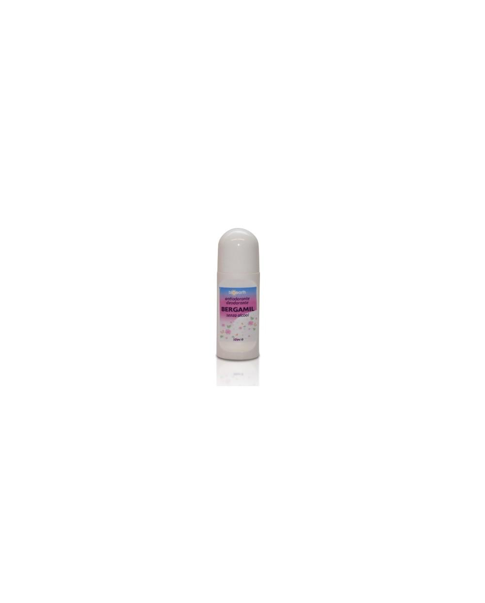 Bioearth - Bergamil - Antiodorante deodorante