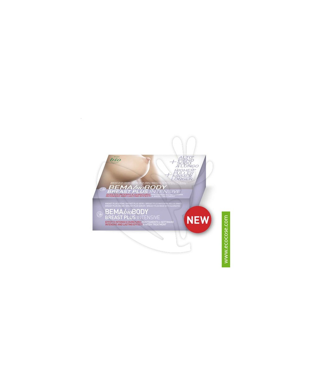 Bema Bio Body - Breast Plus Intensive