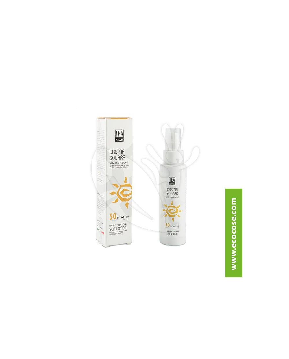 Tea Natura - Crema solare Alta Protezione SPF50