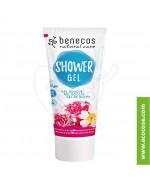Benecos Natural Care - Gel Doccia - Melograno e Rosa