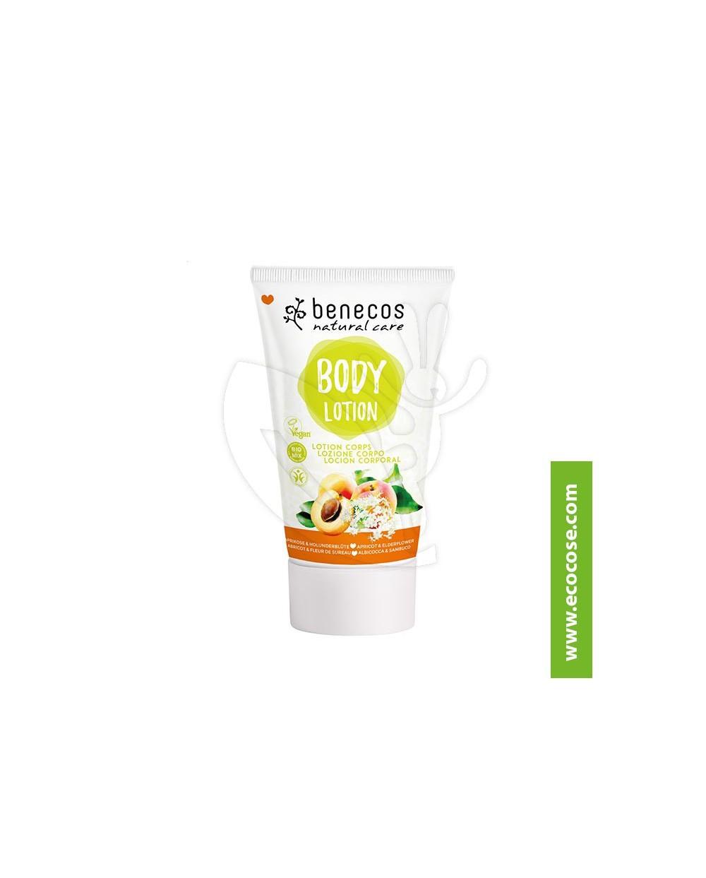 Benecos - Natural Care - Body Lotion - Albicocca e Fiori di Sambuco