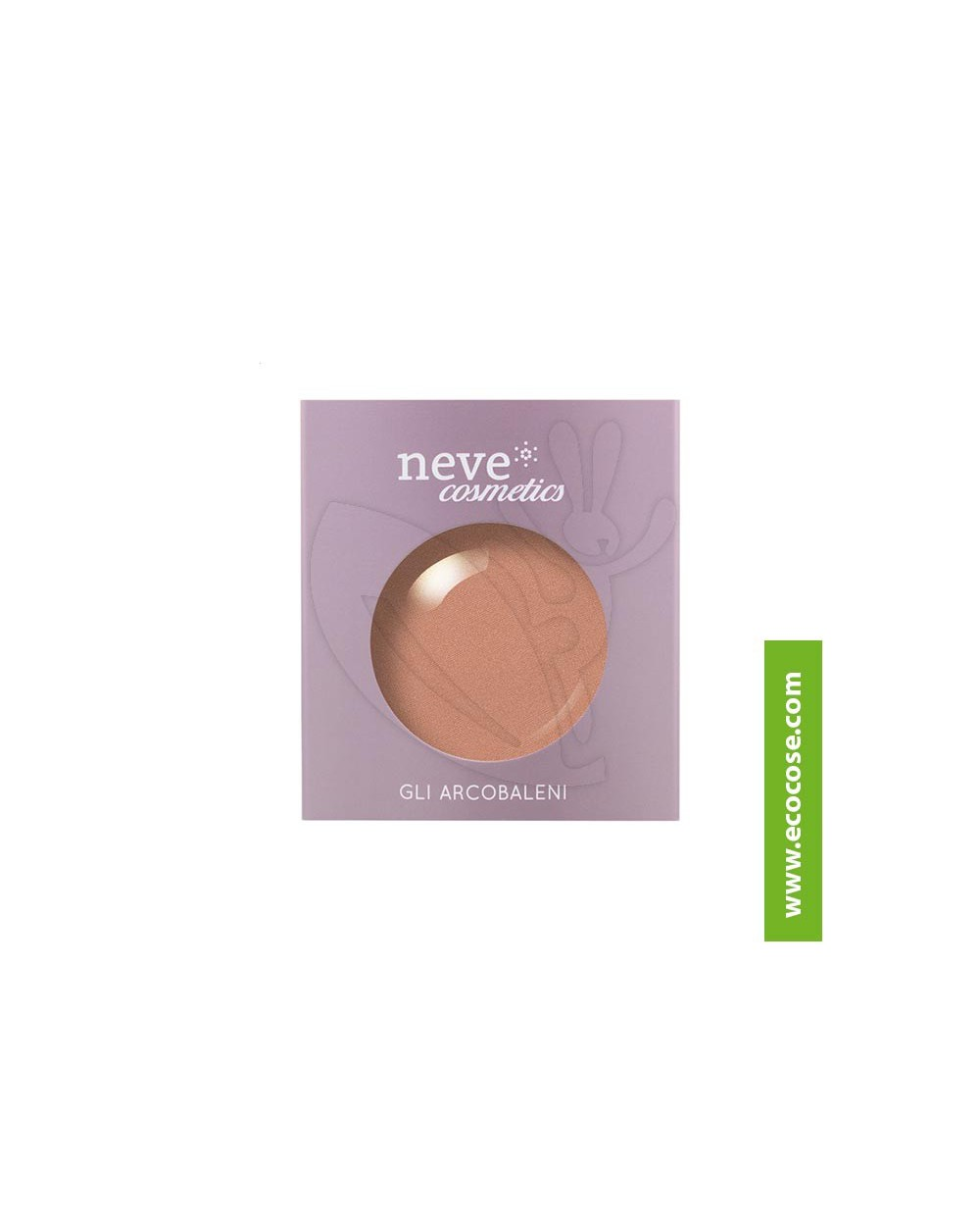 "Neve Cosmetics - Bronzer in cialda ""Chocoholic"""