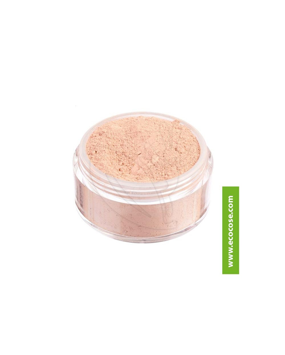 "Neve Cosmetics - Fondotinta Minerale ""Light Rose"" High Coverage"