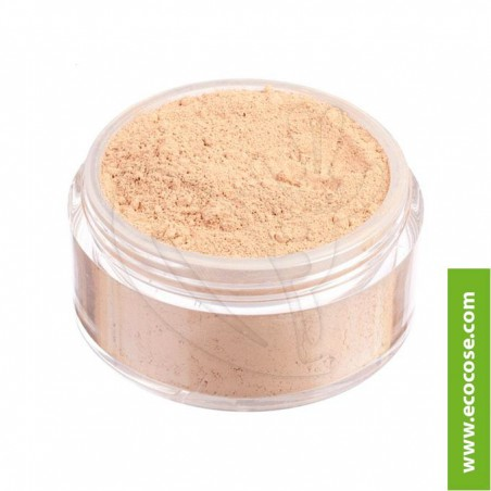 "Neve Cosmetics - Fondotinta Minerale ""Light Warm"" High Coverage"