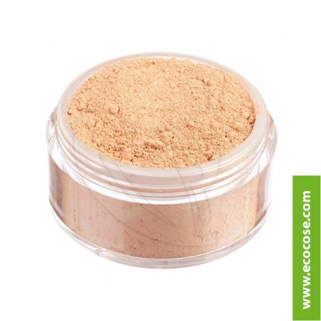 "Neve Cosmetics - Fondotinta Minerale ""Medium Warm"" High Coverage"