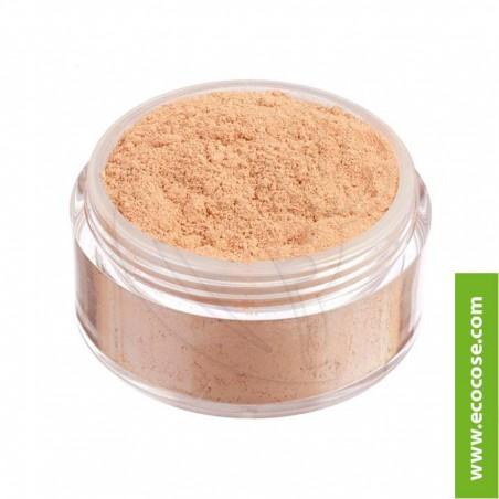 "Neve Cosmetics - Fondotinta Minerale ""Tan Warm"" High Coverage"