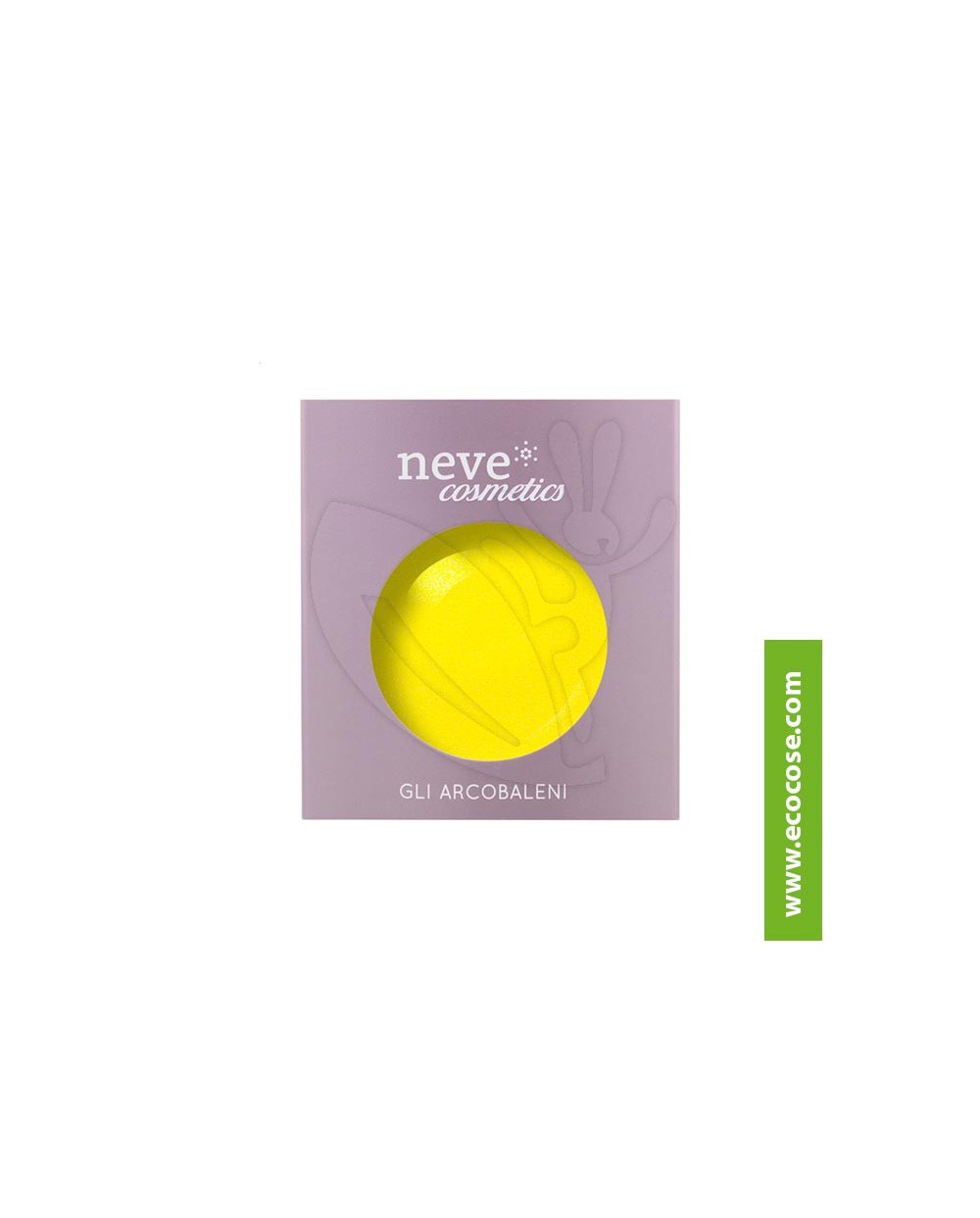 "Neve Cosmetics - Ombretto in cialda ""Bananas"""