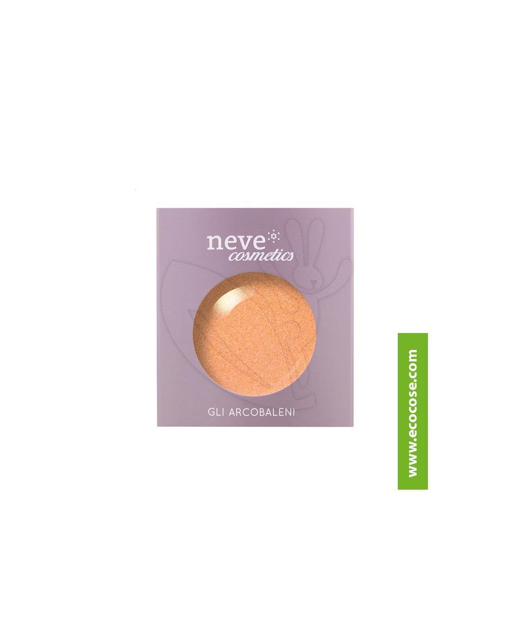 "Neve Cosmetics - Ombretto in cialda ""Mezza estate"""