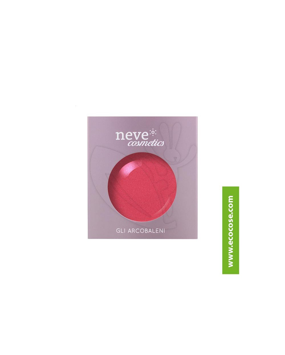 "Neve Cosmetics - Ombretto in cialda ""Watermelon"""