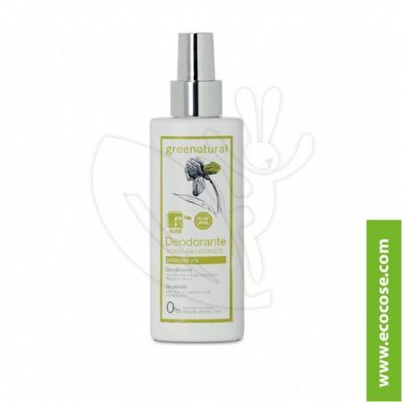 Greenatural - Deodorante SPRAY Acido Ialuronico - Iris