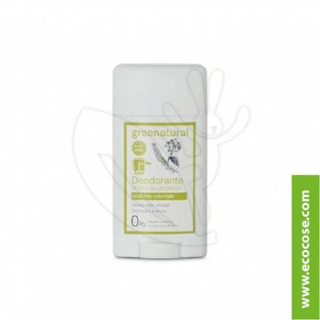 Greenatural - Deodorante stick Acido Ialuronico - Profumo Orientale