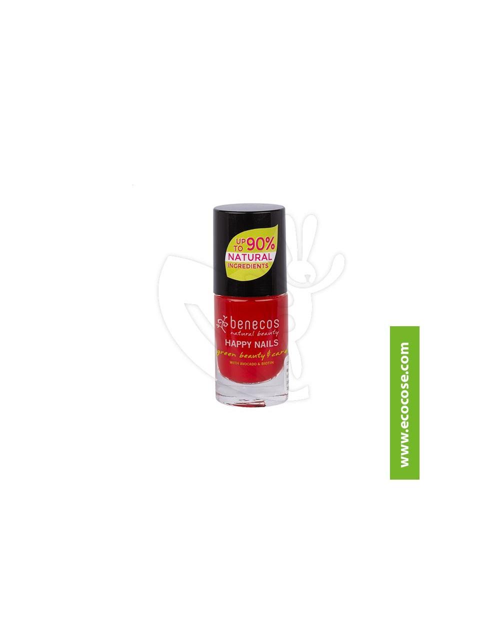 Benecos - Smalto Vintage Red