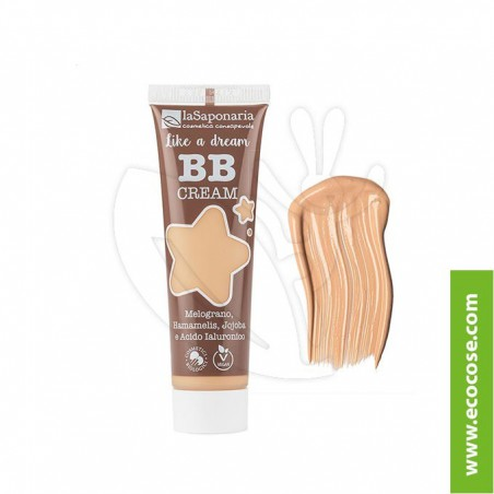 La Saponaria - Like a Dream - BB Cream 01 Fair