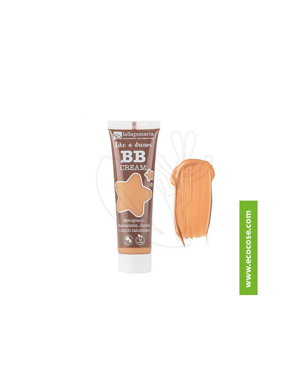 La Saponaria - Like a Dream - BB Cream 03 Gold