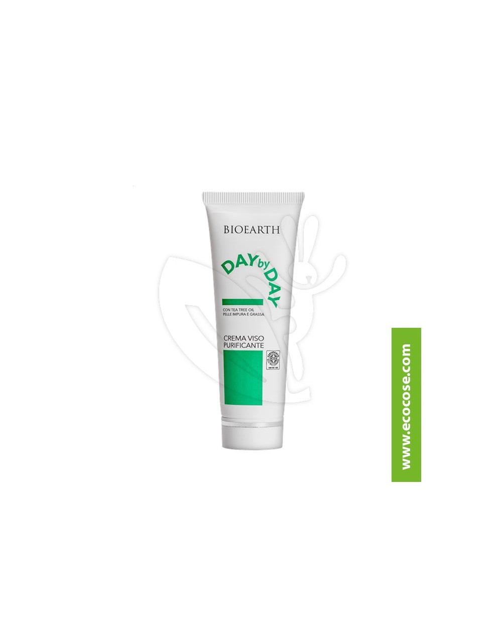 Bioearth Day by Day - Crema viso purificante