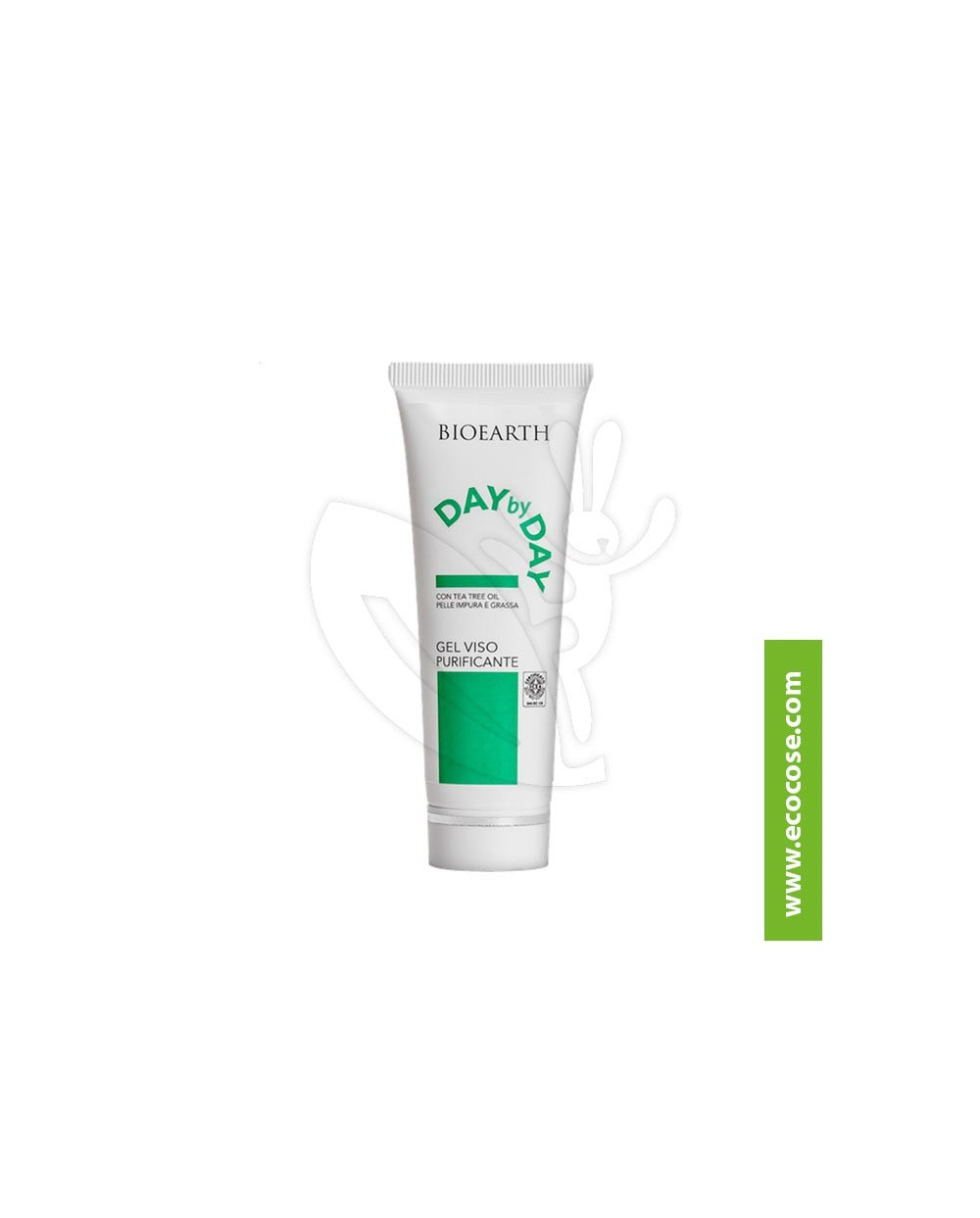 Bioearth - Day by Day - Gel viso purificante