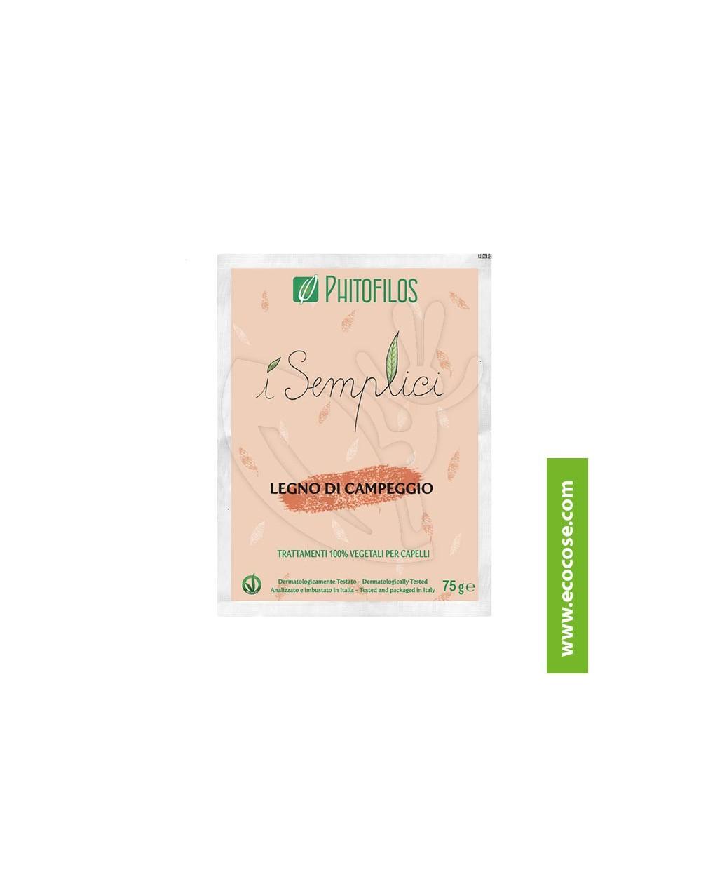 Phitofilos - I semplici - Legno di Campeggio