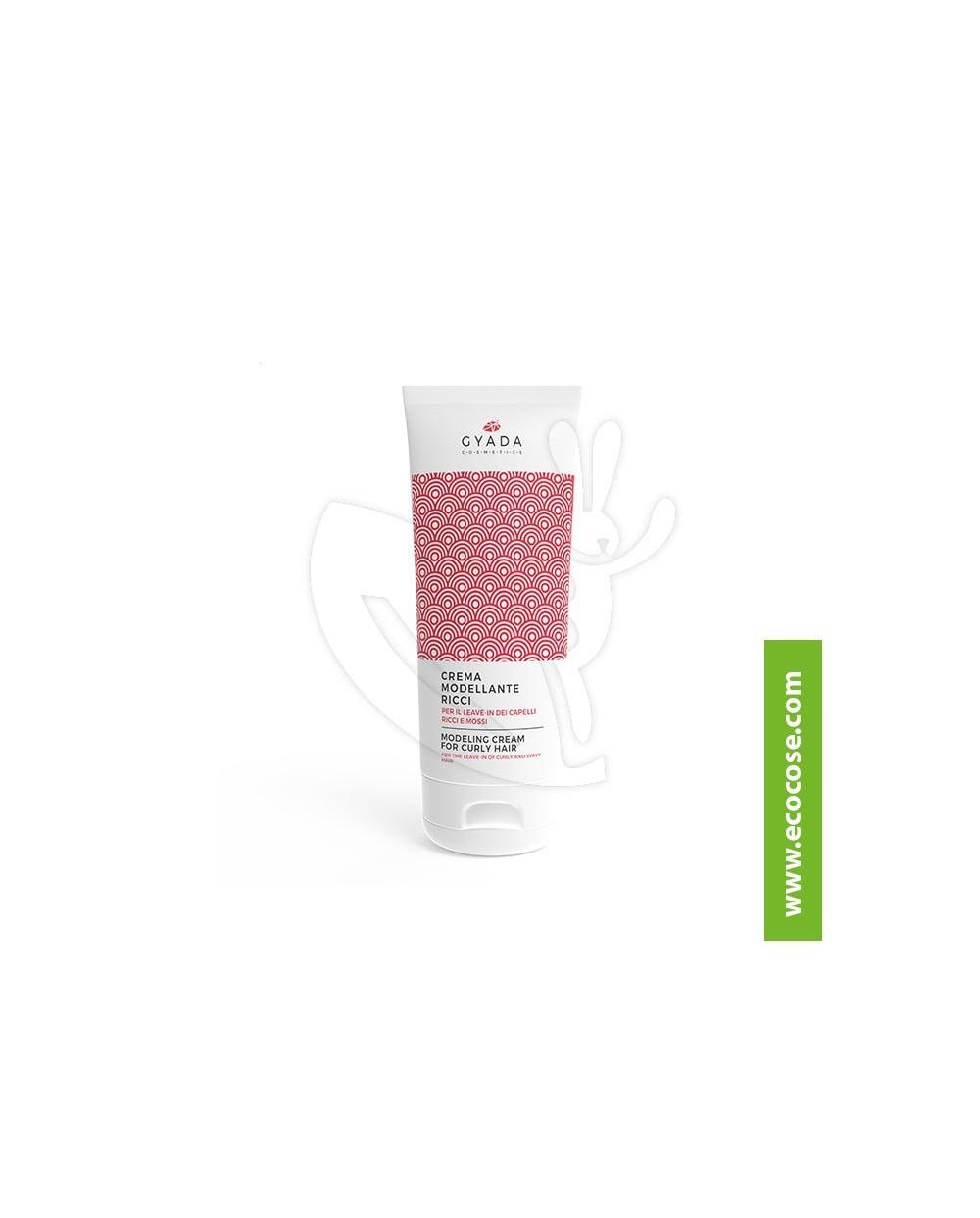 Gyada Cosmetics - Crema modellante ricci