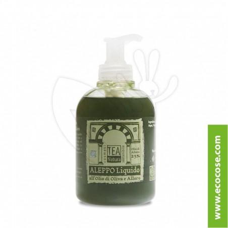 Tea Natura - Sapone di Aleppo Liquido 25% Alloro