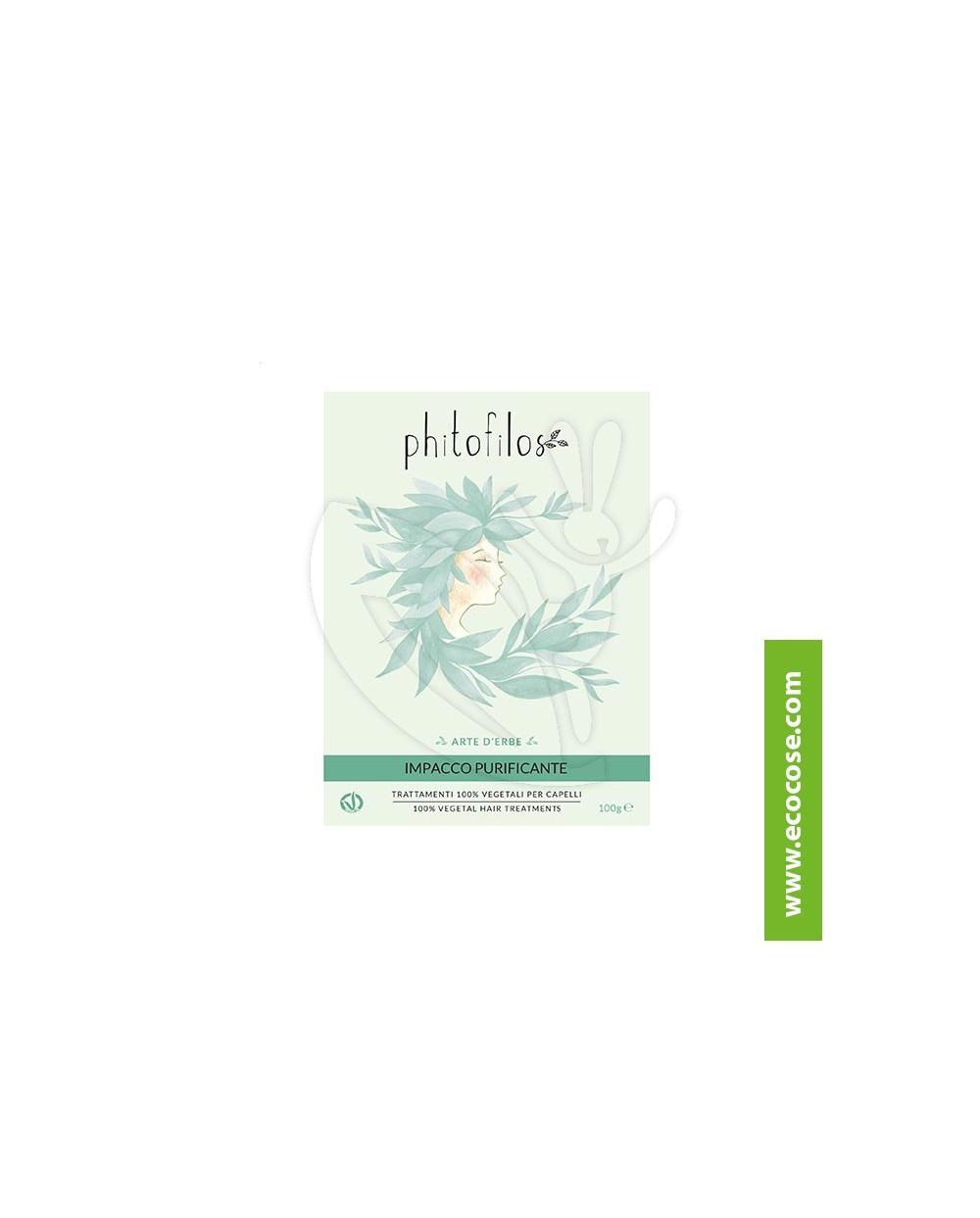 Phitofilos - Arte D'Erbe - Impacco purificante