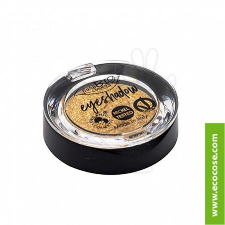 PuroBIO Cosmetics - Ombretto in cialda 24 Oro