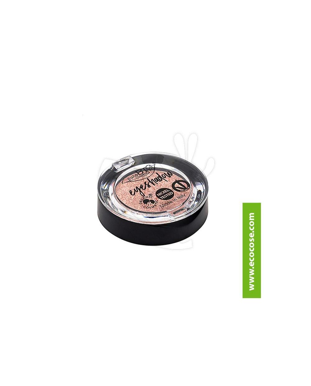 PuroBIO Cosmetics - Ombretto in cialda 25 Rosa