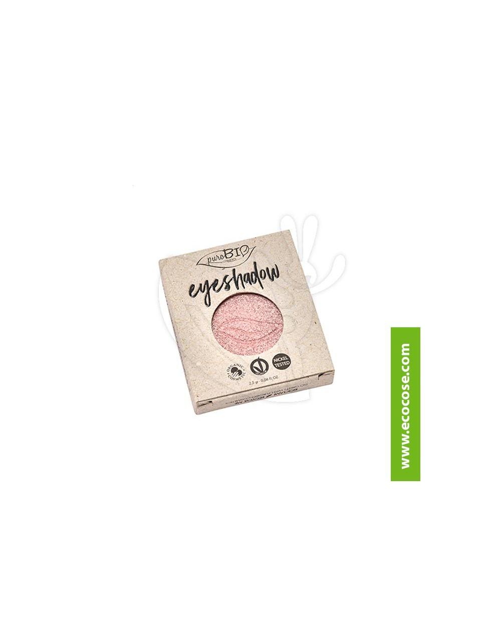 PuroBIO Cosmetics - Ombretto in cialda 25 Rosa REFILL
