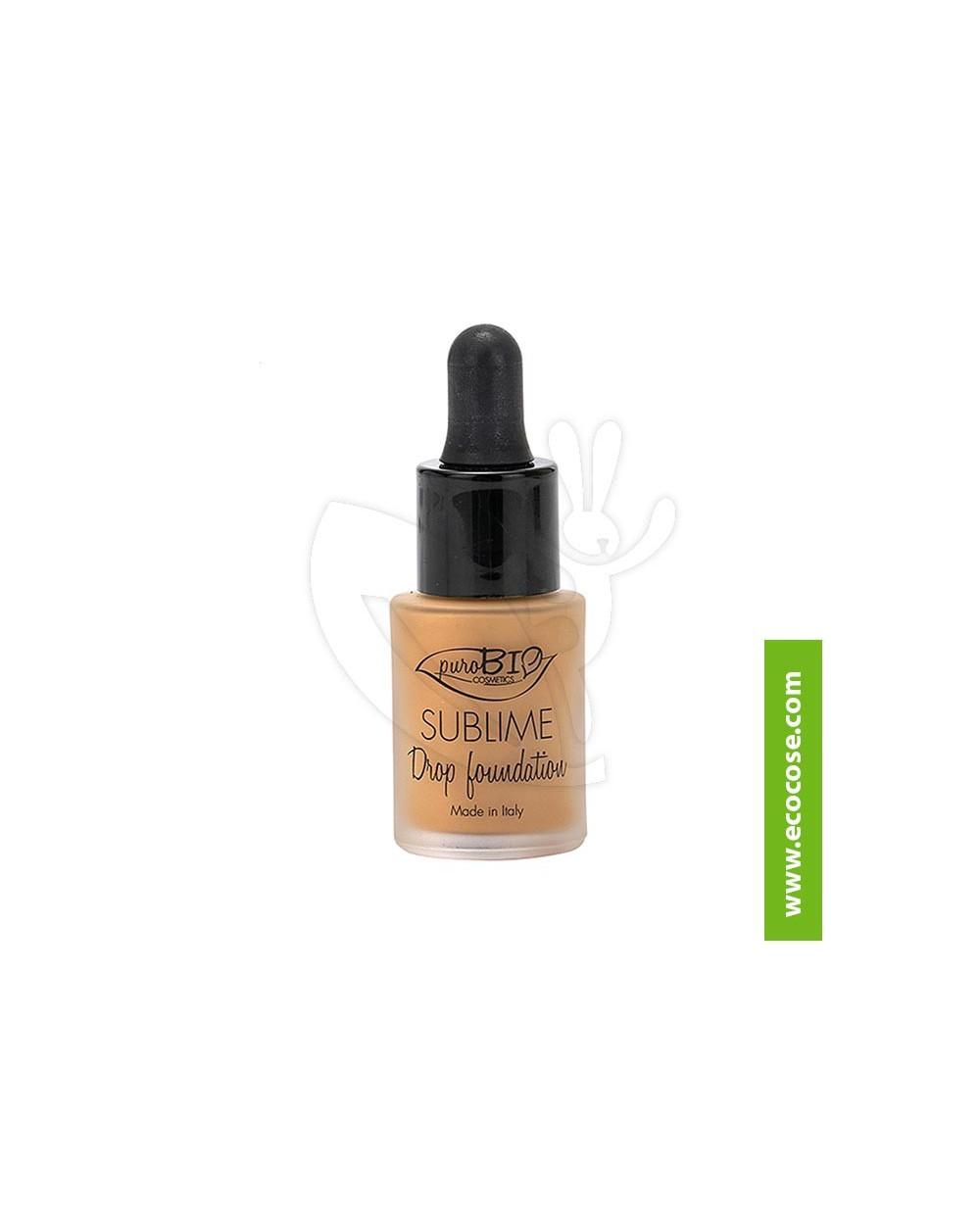 PuroBIO Cosmetics - Sublime Drop Foundation 05