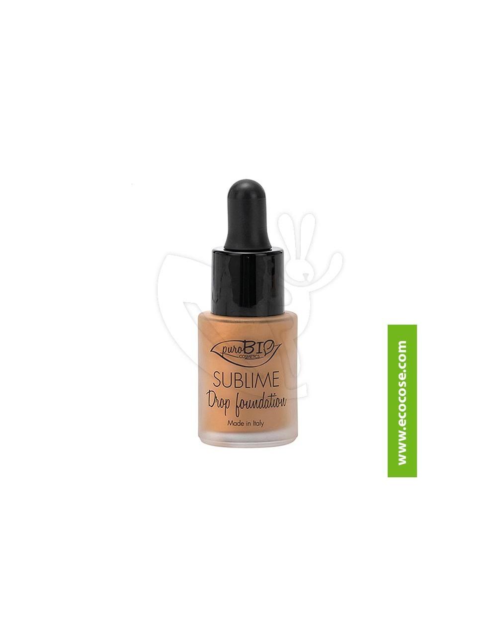 PuroBIO Cosmetics - Sublime Drop Foundation 06
