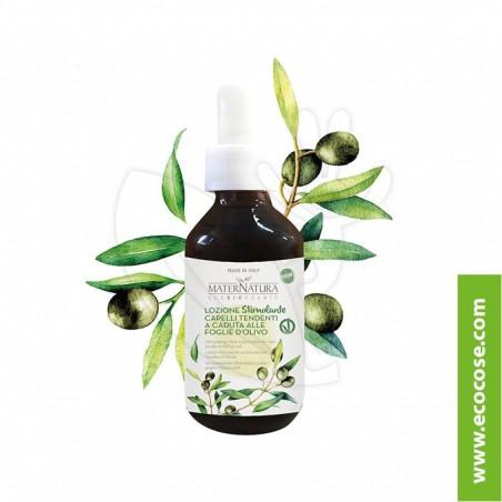 Maternatura - Lozione stimolante capelli tendenti a caduta alle foglie di olivo