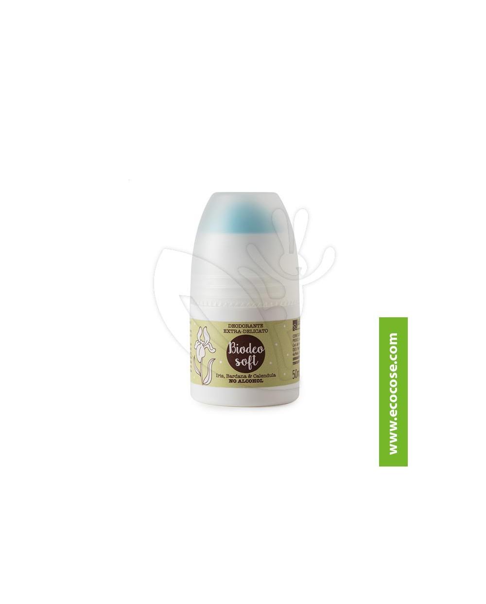 La Saponaria - Radici - Biodeo Soft Iris, Bardana, Calendula