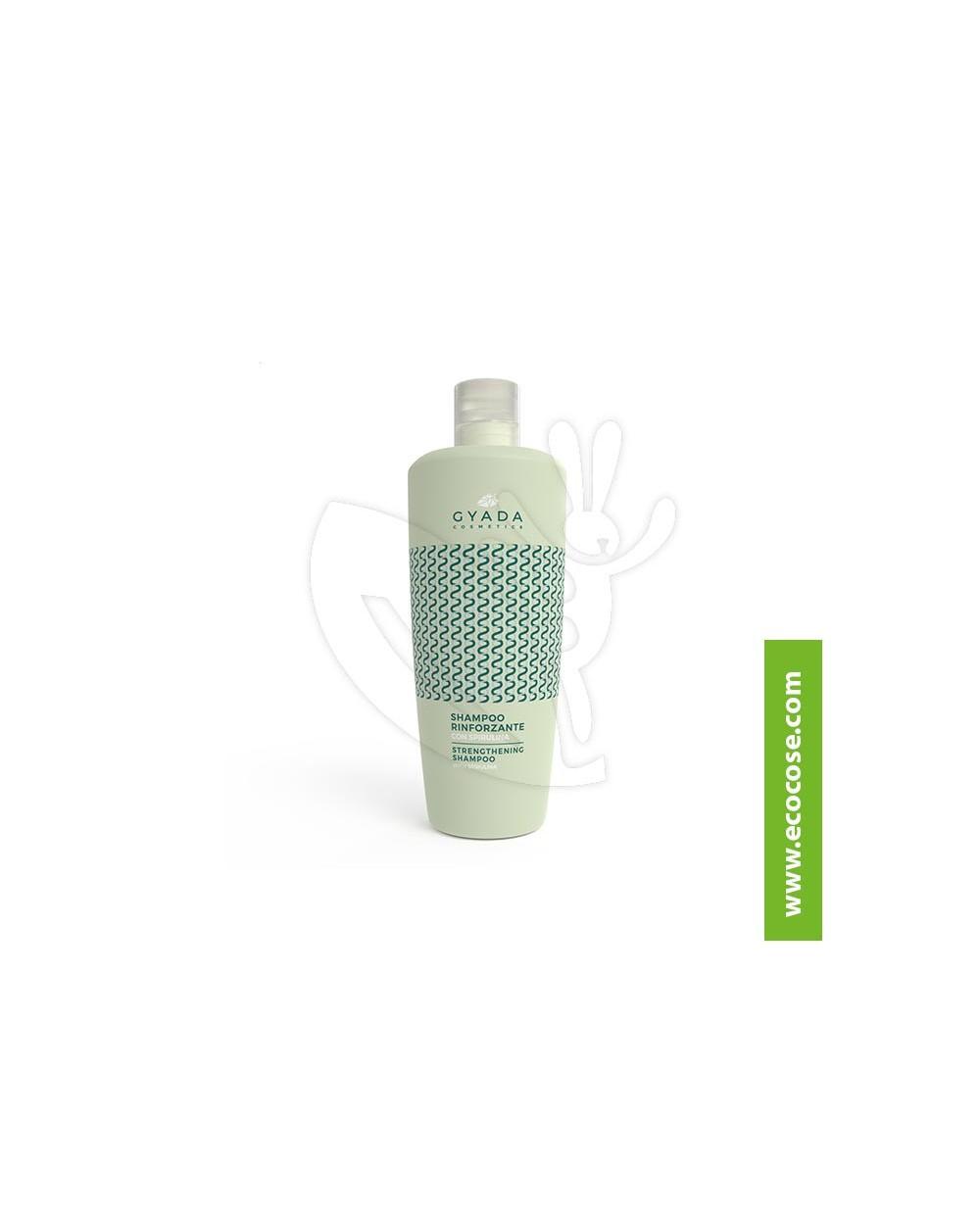 Gyada Cosmetics - Shampoo rinforzante alla spirulina