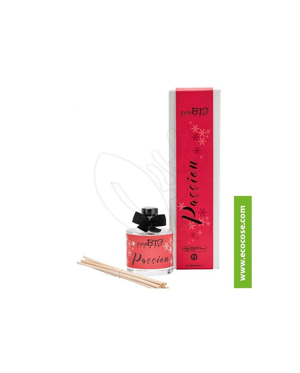 PuroBIO Home - Diffusore di Fragranza Biologico Passion
