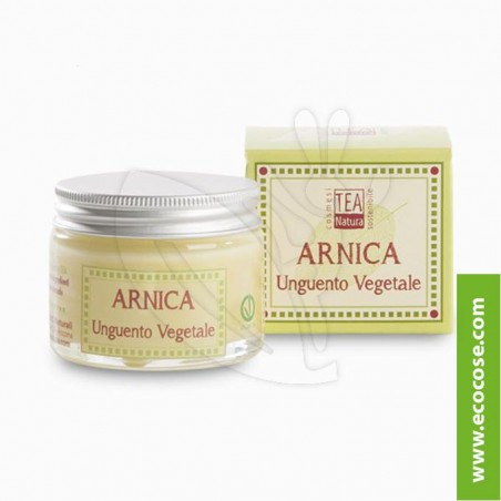 Tea Natura - Unguento vegetale ARNICA