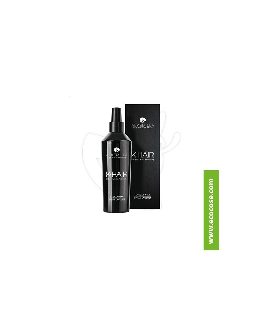 Alkemilla - K-HAIR - Lacca spray
