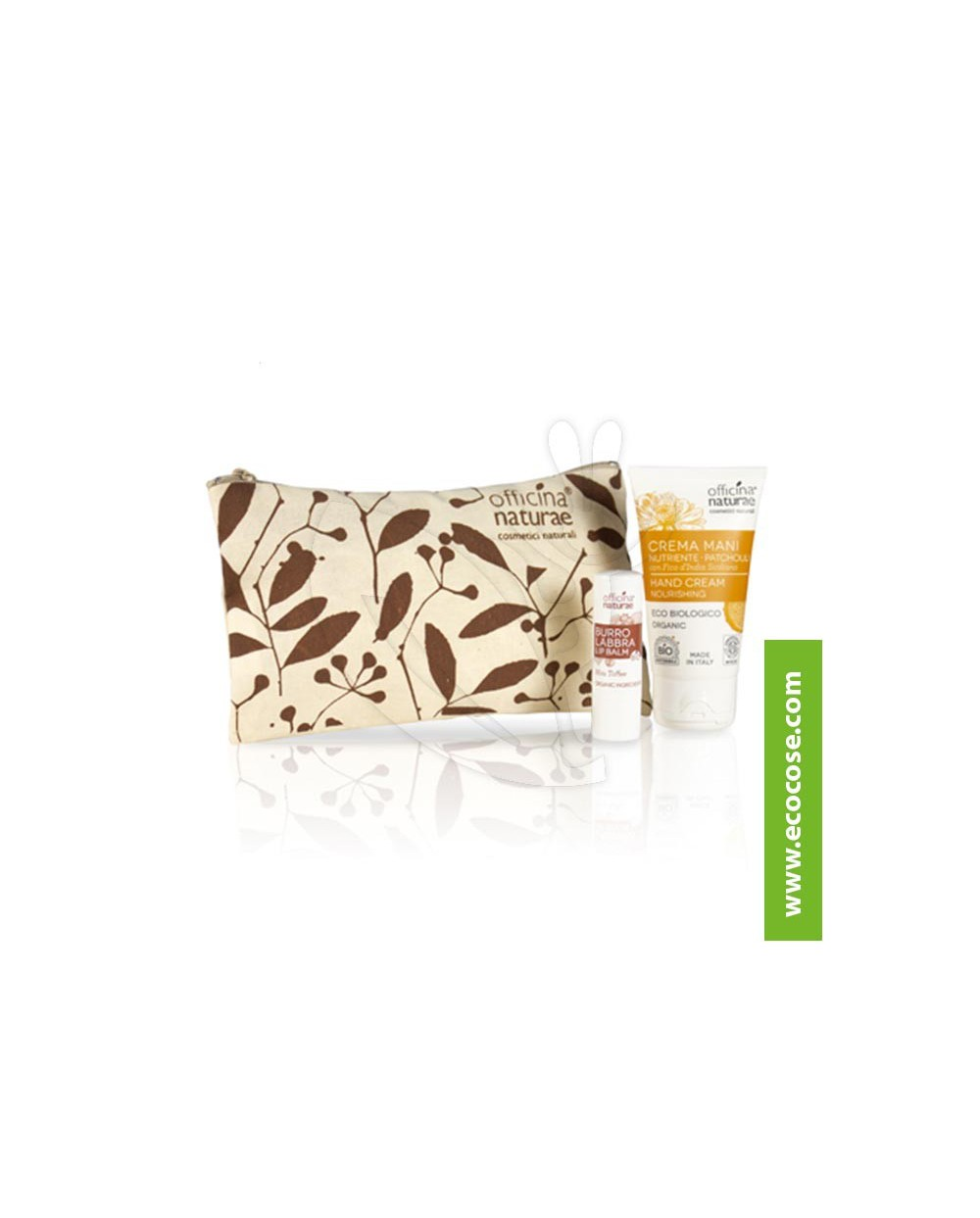 Officina Naturae - Mini kit Proteggimi Patchouli e Mou Toffee