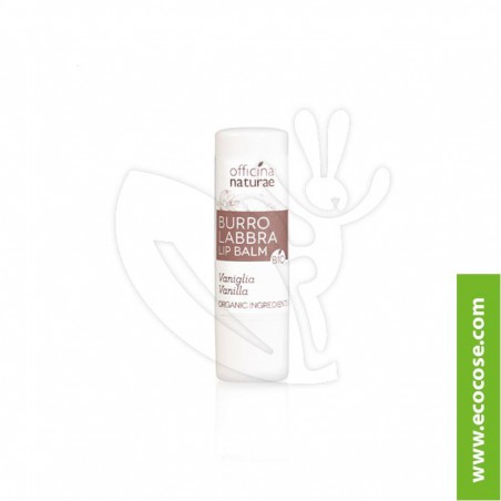 Officina Naturae - Burro Labbra Bio Vaniglia