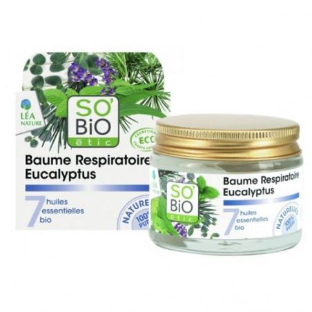 So' Bio Étic - Balsamo Respiratorio all'Eucalipto